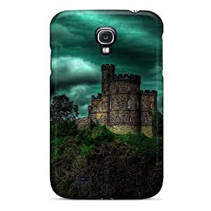 Durable Defender Case For Galaxy S4 Tpu Cover(calton Hill) by runtopwell