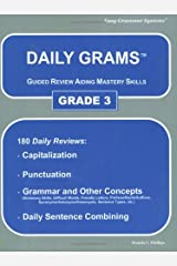 Daily Grams: Guided Review Aiding Mastery Skill, Grade 3 Paperback