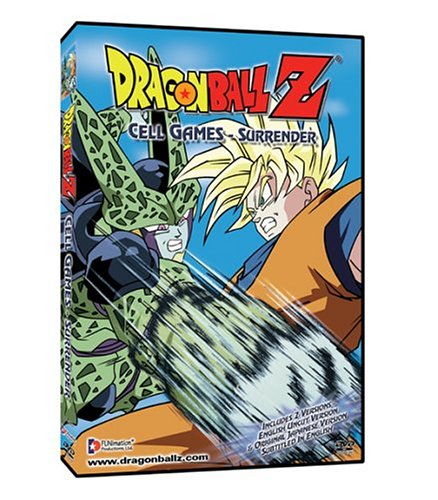 Dragon Ball Z - Cell Games - Surrender - Dragon Ball Z Cell Games