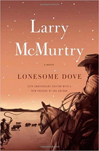 Image result for lonesome dove book