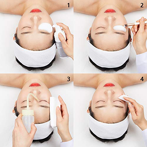 Cleanser Foam for Eyelash Extension LASH Shampoo/Clean Eyelash/Lash Primer/Extension for Daily Use/Oil Free/Salon Use 3.38 FL.oz (1 Bottle)