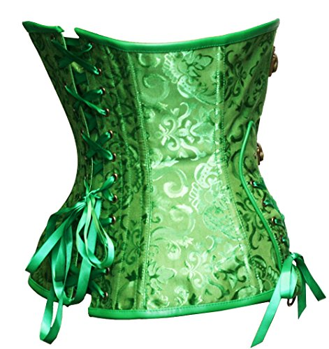 Bslingerie - Corsé - para mujer Verde