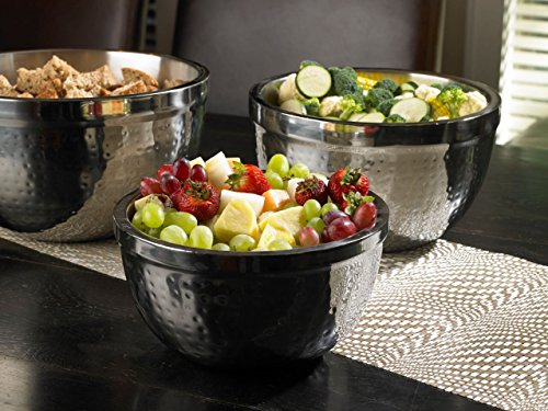 Artisan Insulated, Double-Wall Stainless Steel Serving Bowl, 8-Quart Capacity by Artisan (Image #5)