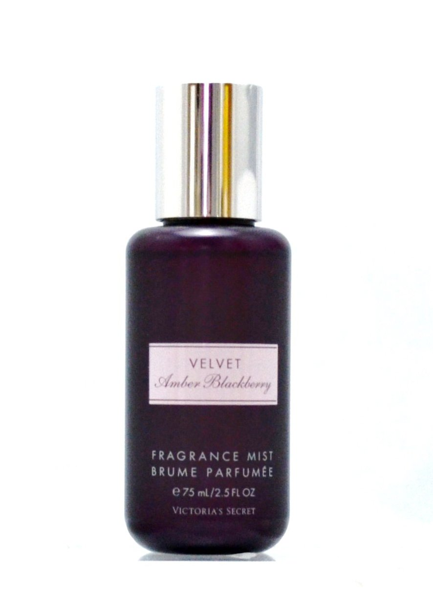 Victoria's Secret Velvet Amber Blackberry Fragrance Body Mist 2.5oz