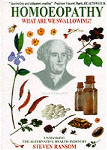 HOMOEOPATHY PB: What Are We Swallowing?