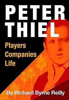 Peter Thiel unauthorized microbiography entrepreneur ebook product image