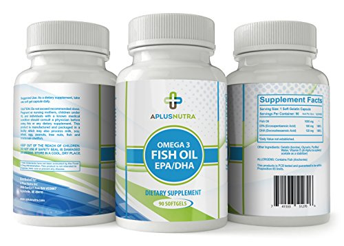 The best highest rated fish oil products for Best rated fish oil