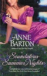 Scandalous Summer Nights (A Honeycote Novel) (English Edition)
