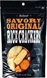 asian rice crackers - Roland Original Rice Crackers, Soy Sauce, 3.5 Ounce (Pack of 12)