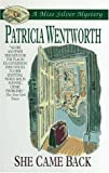 She Came Back, Patricia Wentworth, 0061043990