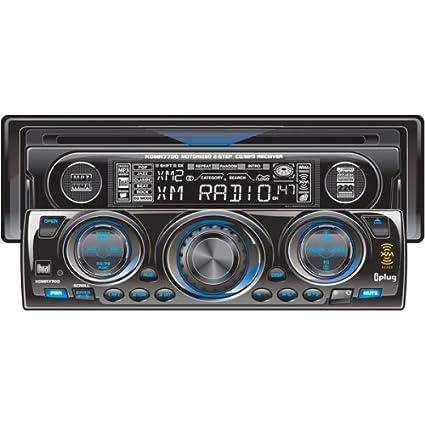 amazon com dual xdmr7700 in dash cd mp3 wma receiver car electronics rh amazon com