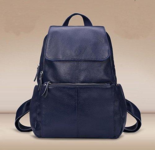 0df5f4333204b DJB  Erste Schicht Leder Rucksack Taschen Gepäck Rucksäcke Leder Frauen  Tasche