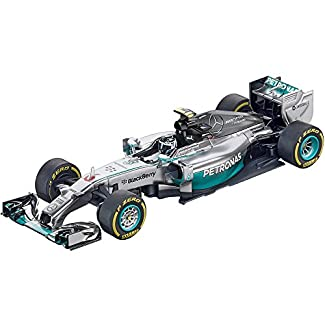Carrera Evolution - 20027494 - Voiture De Circuit - Mercedes-benz F1 W05 Hybrid - N.rosberg No.6
