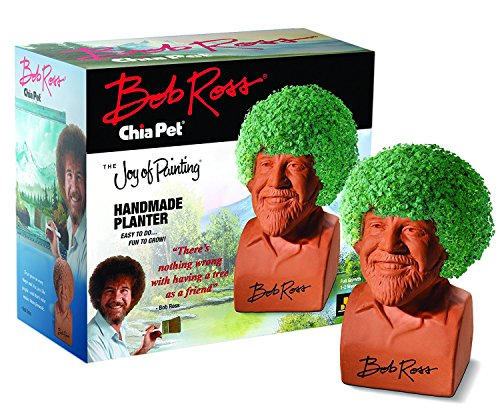 Packet Bob (Chia Pet Bob Ross)