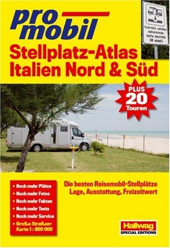 Italien Stellplatz-Atlas