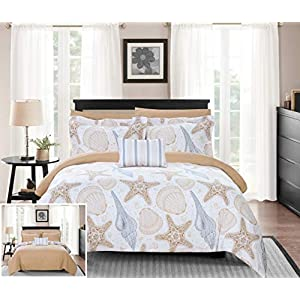 5164BtdxXUL._SS300_ Coastal Comforters & Beach Comforters
