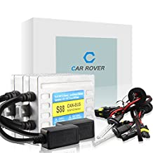 Car Rover AC 55W H11 4300K Error Free Canbus HID Headlight Conversion Kit - 2 Year Warranty