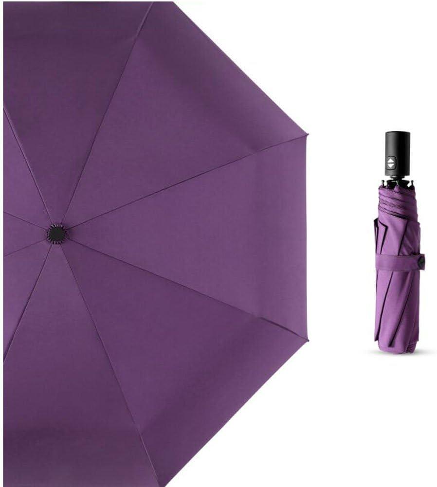 Sunny Umbrella Umbrella Parasols UV Protection Sun Umbrella Sun Protection fold Fully Automatic Automatic Opening and Closing