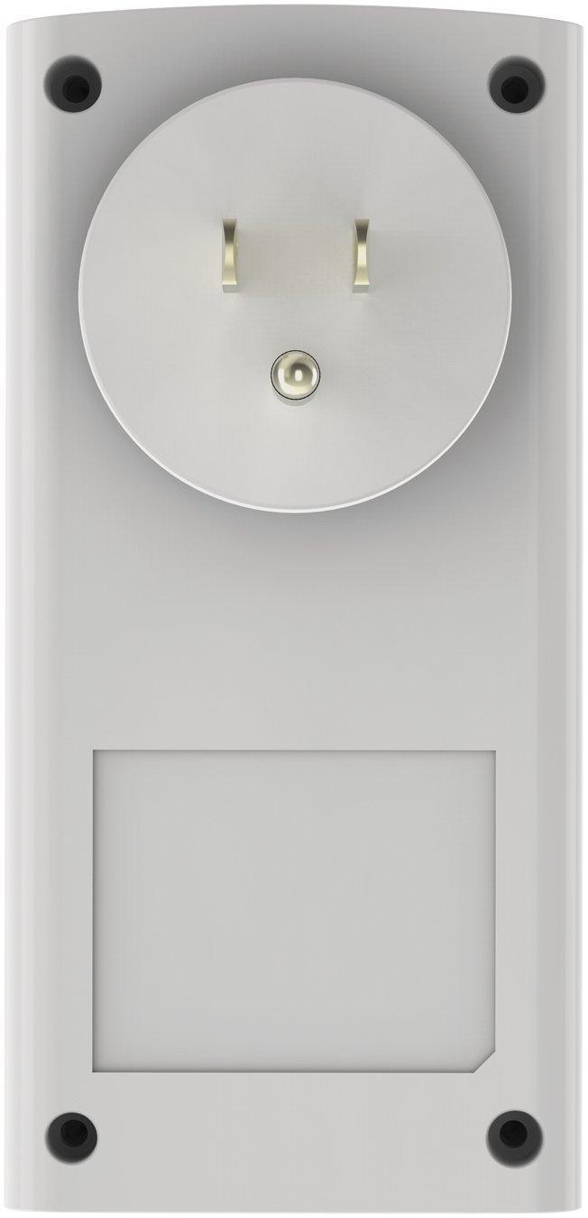 NETGEAR PowerLINE 1200 Mbps, 1 Gigabit Port with Pass-Through, Extra Outlet (PLP1200-100PAS) by NETGEAR (Image #3)