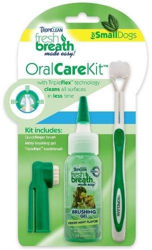Tropiclean Fresh Breath Oral Kit L by TropiClean