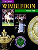 Front cover for the book The Official Wimbledon Annual 1998 by John Parsons