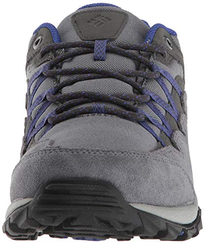 Clematis Steel Waterproof Wahkeena Blue Shoe Columbia Women's Hiking Grey Ti wFqA8