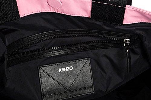 Kenzo Schultertasche Damen Tasche Umhängetasche Bag rosa