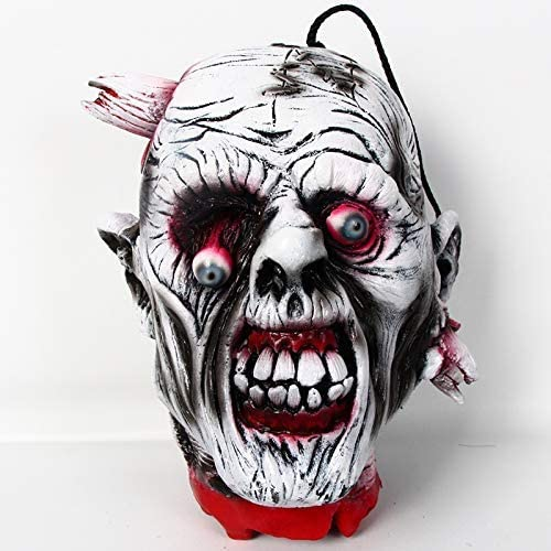 Yc Halloween Horror Props Lifesize Bloody Hand Haunted House Party Scary Decor