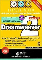 DREAMWEAVER 2. 2ème édition, avec CD-Rom