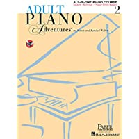 Adult Piano Adventures All-in-One Lesson Book 2 (Book & Online Audio)