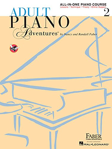 Adult Piano Adventures All-in-One Lesson Book 2: Book/Online Audio ()