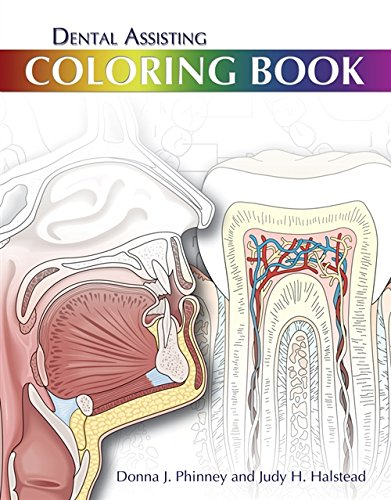 Dental Assisting Coloring Book by Cengage Learning