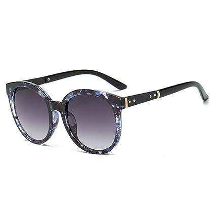 BiuTeFang Gafas de Sol Mujer Hombre Polarizadas Tendencia de ...