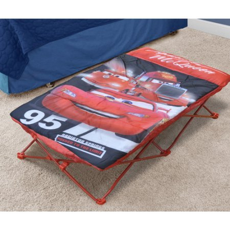 Disney Pixar Cars Polyester Portable Folding Travel Bed with Removable Slumber Sack Makes it Easy to Clean Can Be Used Indoors or Outdoors Sized Just Right for Little Ones - (Homemade Mexican Costume)