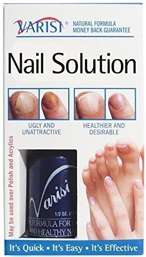 (Varisi Varisi Nail Formula - Restore Problem Nails)