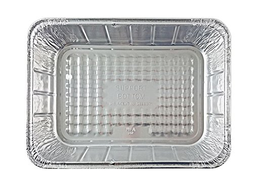 Handi Foil 14 X 10 X 3 Deep Oblong Lasagna Casserole Bbq