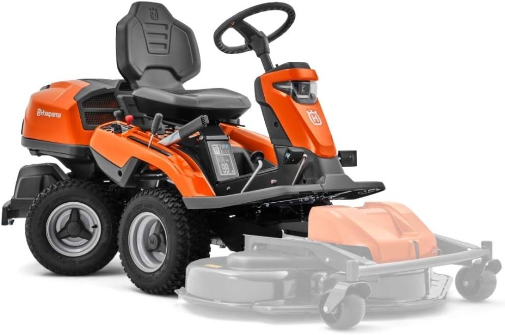 Husqvarna Rider R 316TX AWD - Tractor cortacésped hidrostático con tecnología Bluetooth