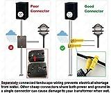 SRRB Direct Low Voltage Replacement Landscape Light