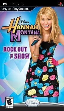 Hannah Montana: Rock Out the Show - Sony PSP