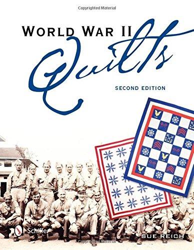 World War II Quilts by Schiffer