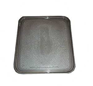 Amazon.com: Microwave Rectangular Glass Cook Plate / Tray