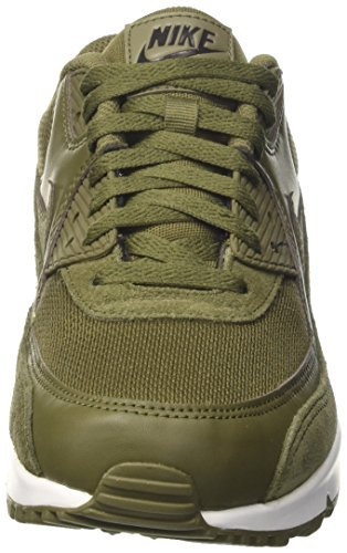 homme Velvet Essential Chaussures Air Olive de 90 Vert Medium running NIKE Brown Olive Medium Max w1xw0