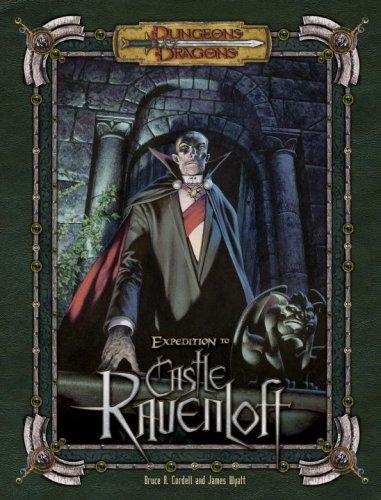 wizards of the coast castle ravenloft board game - 2