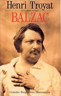 Balzac par Troyat