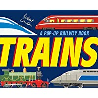 Trains (Robert Crowther's Pop-up Transport)