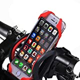 Best Qable Powerz(TM) Iphone 5s Accessories - Heavy Duty Universal Bike Phone Mount Holder Bicycle/Motorcycle Review