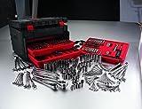 Craftsman 289pc Mechanics Tool Set w/ 3-drawer Lift Top Chest