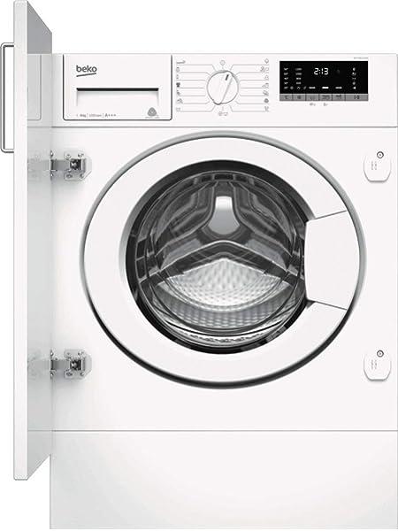 Teka LI5 1080 - Lavadora (Integrado, Carga frontal, Blanco ...