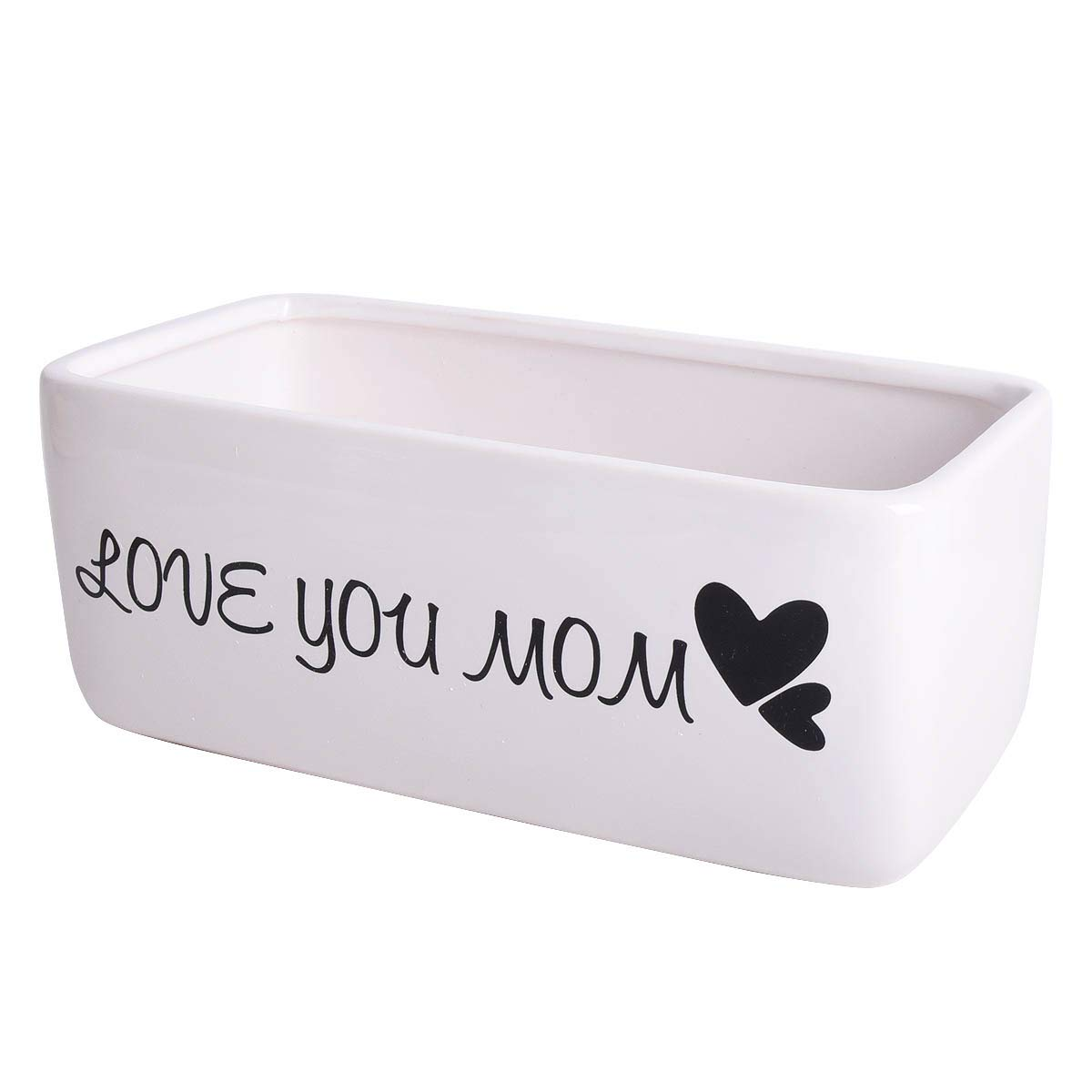 Funny Mothers Day Gift,VF-0126 Vencer Love You Mom- Mothers Day Gift Gift for Mom Cute Planter