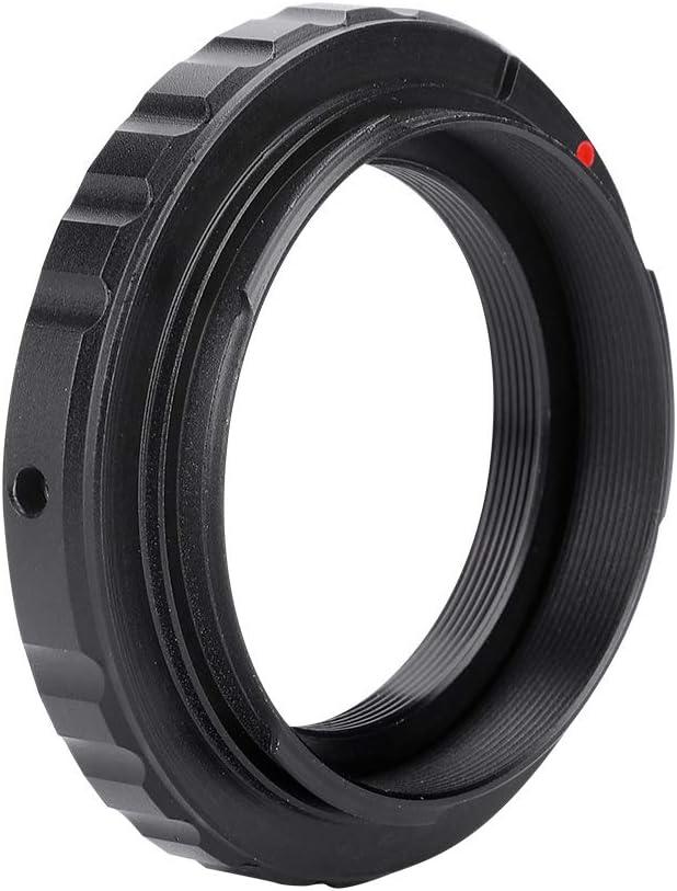 Yosoo Health Gear Adattatore T-Ring per T2 T Mount Anello Adattatore per Obiettivo per Canon EOS EF Fotocamere digitali DSLR Rebel XSi T1i 650D 60D 550D M42 Thread